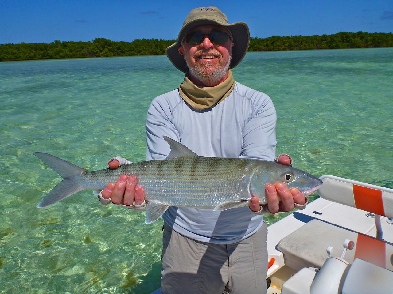 Anegada bonefishing bvi fly fishing trip charters for Virgin islands fishing